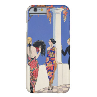 The Taste of Shawls, 1922 (pochoir ) Barely There iPhone 6 Case