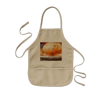 The tasty bhatura kids apron