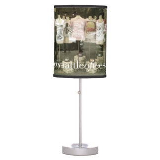 The Tattle of Tees Table Lamp