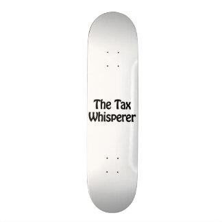 the tax whisperer skateboards