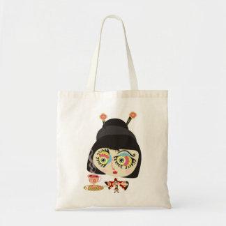 The Tea Reader Tote Bag