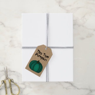 The Teal Pumpkin Project Gift Tag