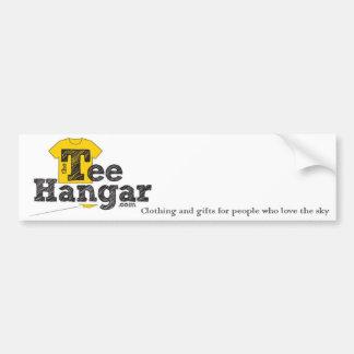 The Tee Hangar Tool Box Sticker