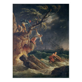 The Tempest, c.1762 Postcard