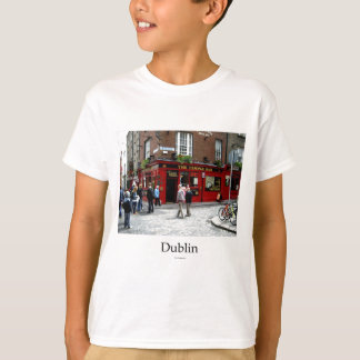 The Temple Bar, Dublin, Ireland T-Shirt