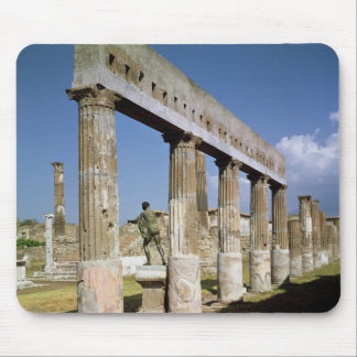 The Temple of Apollo Mouse Pad