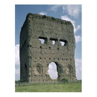 The Temple of Janus, Tene I Postcard