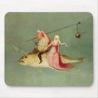 The Temptation of St. Anthony 2 Mouse Pad