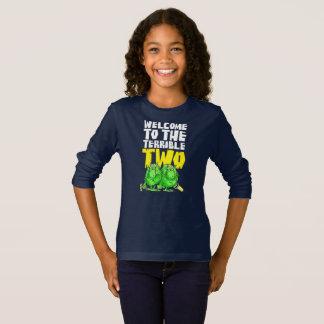 The Terrible Two dark T-Shirt