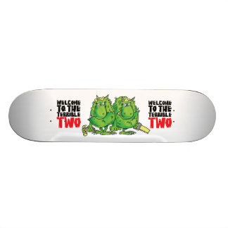 The Terrible Two deck Skateboards