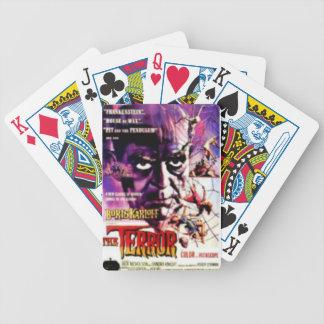 The Terror Poker Deck