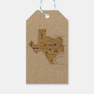 The Texas Gift Tag Pack Of Gift Tags