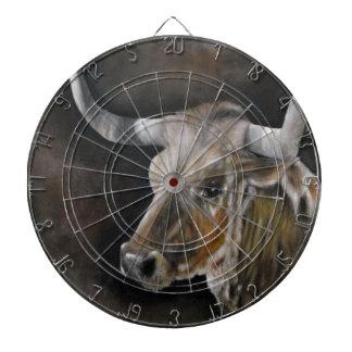 The Texas Longhorn Dart Boards