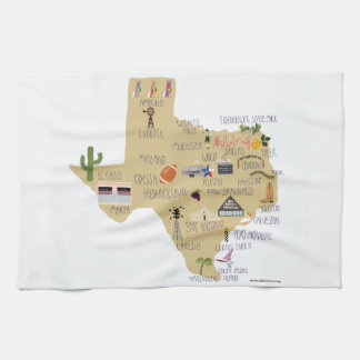 The  Texas Towel