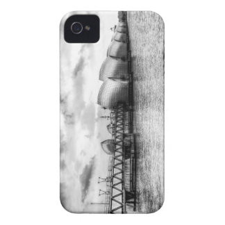 The Thames Barrier London iPhone 4 Case-Mate Case
