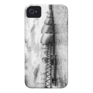 The Thames Barrier London iPhone 4 Cover