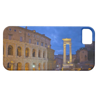 The Theater of Marcellus in Rome at night iPhone 5 Cases