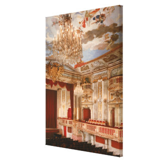 The Theatre Stretched Canvas Prints