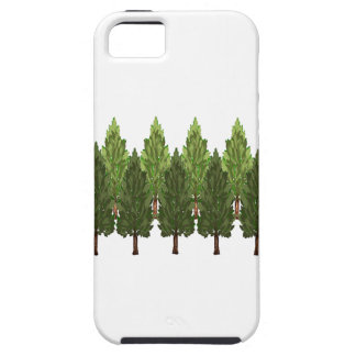 THE THICK FOREST CASE FOR THE iPhone 5