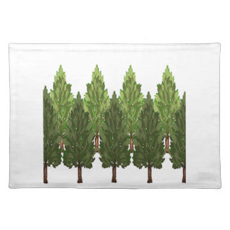 THE THICK FOREST PLACEMAT