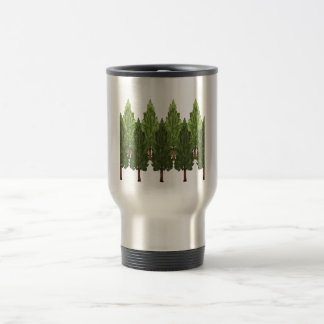 THE THICK FOREST TRAVEL MUG