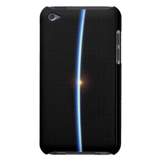 The thin line of Earth's atmosphere 2 Barely There iPod Covers