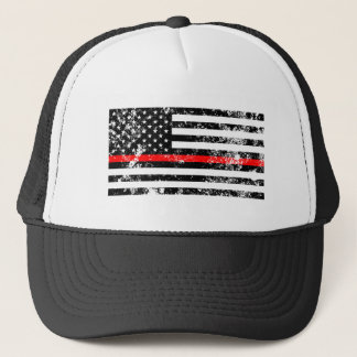 The Thin Red Line Trucker Hat