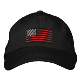 The Thin Red Lines American Embroidered Hat