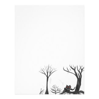 The Thing in the Forest Letterhead