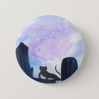 The Thing that Stalks The Graveyard 2 Inch Round Button
