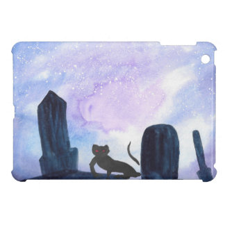 The Thing that Stalks The Graveyard Cover For The iPad Mini