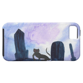 The Thing that Stalks The Graveyard iPhone 5 Case