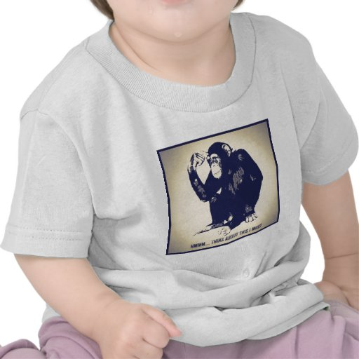 The Thinker T Shirt