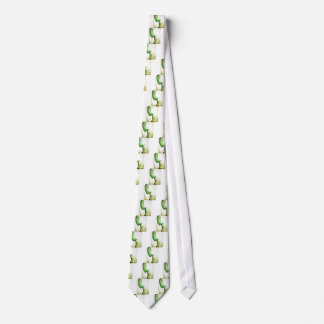 The Thinkers Solitude Tie