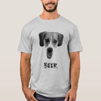 The Thirsty Beagle T-Shirt