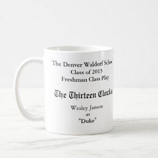 The Thirteen Clocks Commemorative Mug