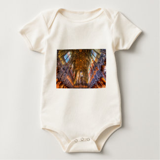 The Thistle Chapel St Giles Cathedral Edinburgh Baby Bodysuit
