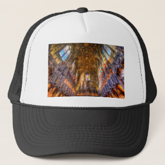 The Thistle Chapel St Giles Cathedral Edinburgh Trucker Hat