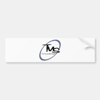 The Thomas Miller Show Bumper Sticker