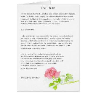 The Thorn Card