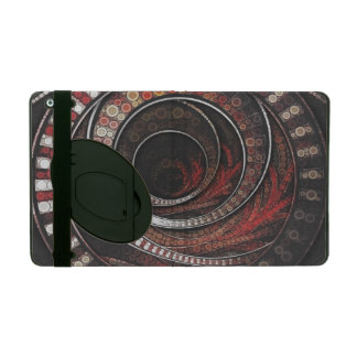 The Thousand and One Rings of the Circus iPad Cover