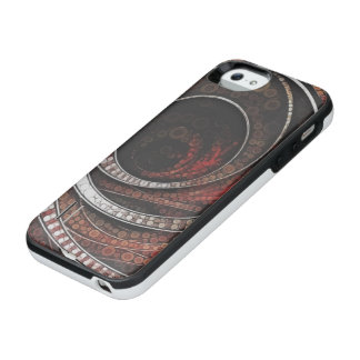 The Thousand and One Rings of the Circus iPhone SE/5/5s Battery Case