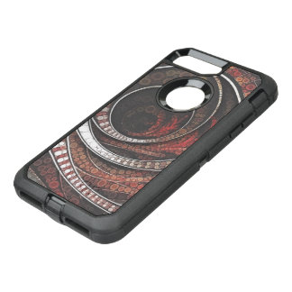 The Thousand and One Rings of the Circus OtterBox Defender iPhone 8 Plus/7 Plus Case
