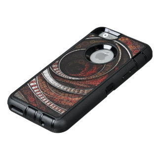 The Thousand and One Rings of the Circus OtterBox iPhone 6/6s Case