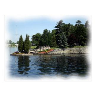 The Thousand Islands #1 Postcard