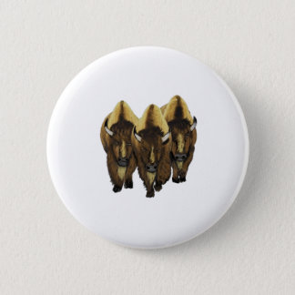 The Three Amigos 2 Inch Round Button