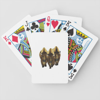 The Three Amigos Bicycle Playing Cards