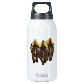 The Three Amigos Insulated Water Bottle