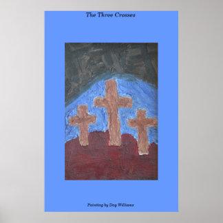 The Three Crosses Poster