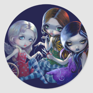 """The Three Fates"" Sticker"